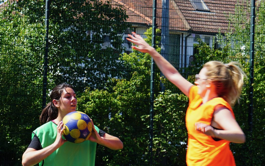South London Korfball @ AstroKorf